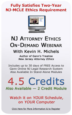 Ethics webinar